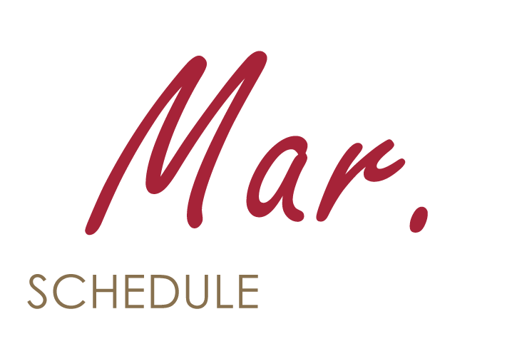 Mari Lee schedule